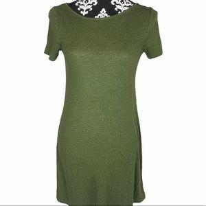 🍀Cute & Comfy Ribbed Dress